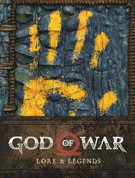 Download God of War  Lore and Legends Book