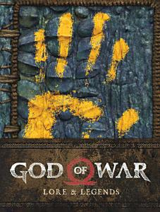 God of War  Lore and Legends Book