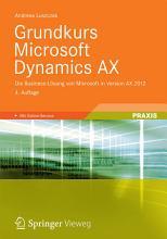 Grundkurs Microsoft Dynamics AX PDF