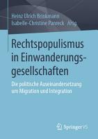 Rechtspopulismus in Einwanderungsgesellschaften PDF