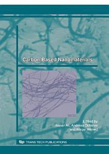 Carbon Based Nanomaterials