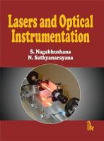 Lasers and Optical Instrumentation PDF