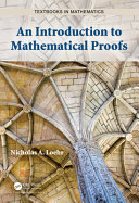 An Introduction to Mathematical Proofs PDF