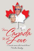 From Canada with Love PDF