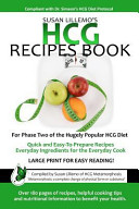 Hcg Recipes Book Book