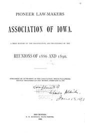 A Brief History of the Organization and Proceedings of the Reunions