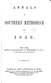 Annals of Southern Methodism: Volume 2