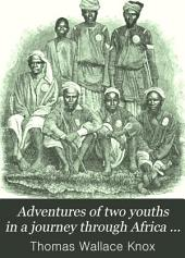 Adventures of Two Youths in a Journey Through Africa