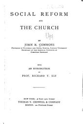 Social Reform and the Church