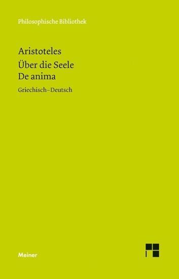 ber die Seele  De anima PDF