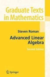 Advanced Linear Algebra: Edition 2