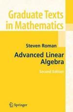 Advanced Linear Algebra PDF