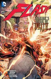 The Flash (2011-) #40