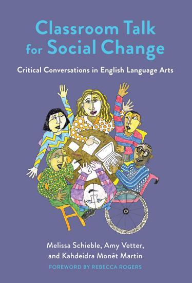 Classroom Talk for Social Change PDF