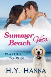 Summer Beach Vets: Playing to Win (Book 2): ~ A sweet clean small town beach romance set Down Under