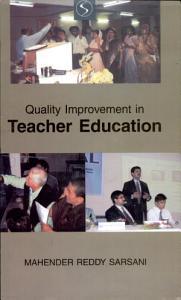 Quality Improvement in Teacher Education Book