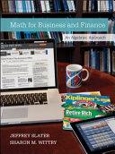 Loose Leaf Practical Business Math Procedures w Handbook  DVD  WSJ insert   Connect Access Card PDF
