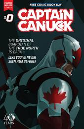 Captain Canuck #0: Free Comic Book Day Edition