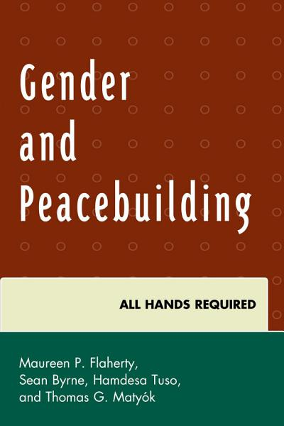 Download Gender and Peacebuilding Book