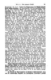 Die Entscheidungen des Reichsoberhandelsgerichtes
