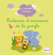 Histoires d'animaux de la jungle