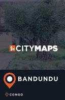 City Maps Bandundu Congo