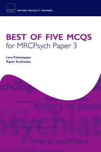 Best of Five MCQs for MRCPsych Paper 3 PDF