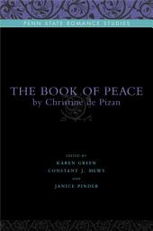 The Book of Peace: By Christine de Pizan