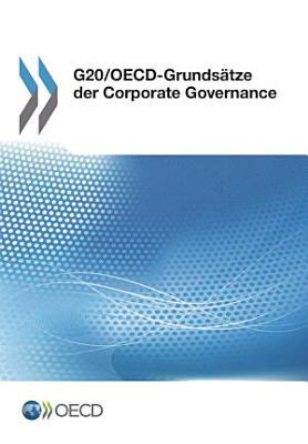 G20 OECD Grunds  tze der Corporate Governance PDF