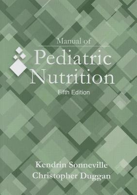 Manual of Pediatric Nutrition  5th Edition PDF