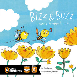 Bizz and Buzz Make Honey Buns PDF