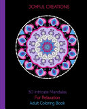 30 Intricate Mandalas For Relaxation