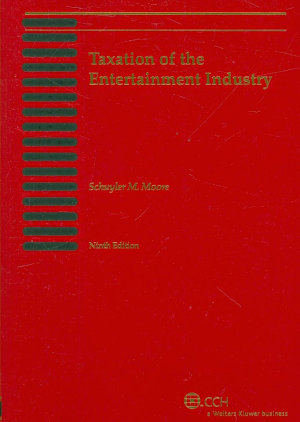 Taxation of the Entertainment Industry