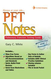 PFT Notes: Pulmonary Function Testing Guide