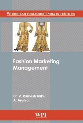 FASHION MARKETING MANAGEMENT  PDF