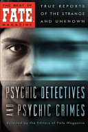 Psychic Detectives and Psychic Crimes