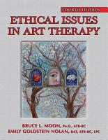 Ethical Issues in Art Therapy  4th Edition  PDF