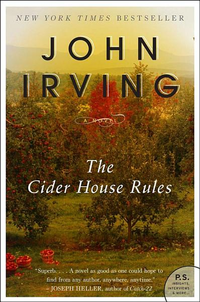 Download The Cider House Rules Book