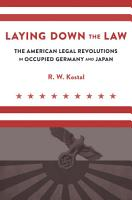 Laying Down the Law PDF