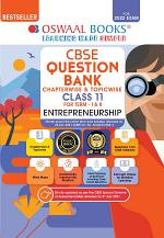 Oswaal CBSE Question Bank Class 11 Entrepreneurship Book Chapterwise & Topicwise (For 2022 Exam)