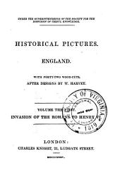 Historical pictures: England, Volumes 1-2