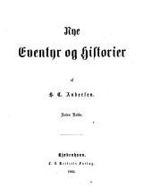 Nye Eventyr og Historier af H.C. Andersen: Bind 1–4