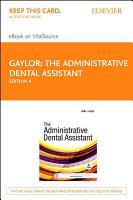 The Administrative Dental Assistant   E Book PDF