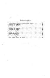 Grundriss der lateinischen Declination