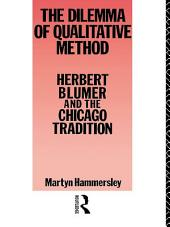 Dilemma Qualitative Method