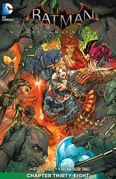 Batman: Arkham Knight (2015-) #38