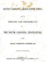 The South Carolina Legislative Times