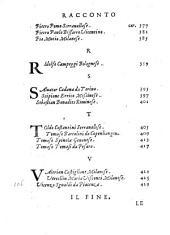 Le glorie de gli Incogniti: o vero, Gli hvomini illvstri dell' Accademia de' signori Incogniti di Venetia