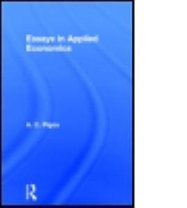 Essays in Applied Economics Book