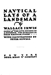 Nautical lays of a landsman